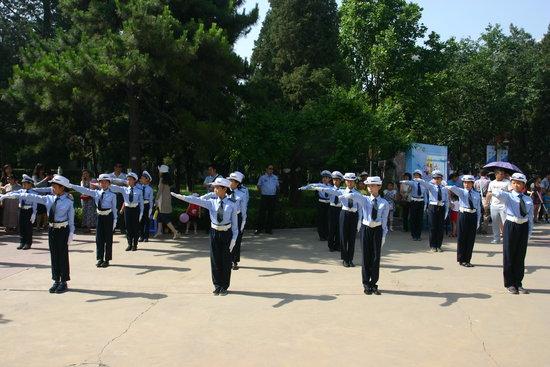 2013年 六一 国际儿童节 欢乐童心 放飞梦想 主题活动在中国儿童中心